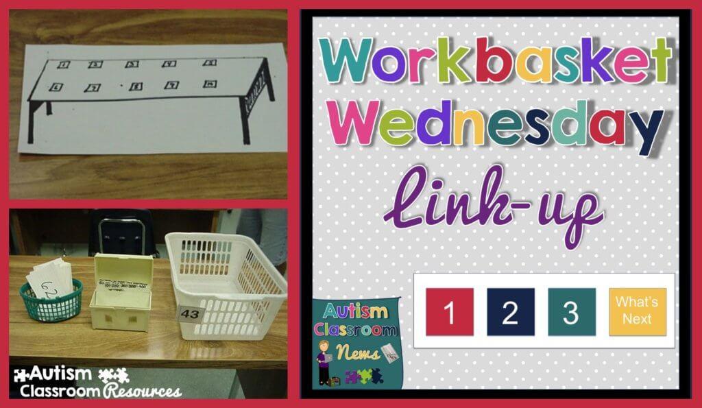 structured work system tasks for vocational skills
