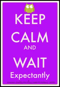 5 Reasons to Talk Less and Listen More in a Special Education Classroom--Autism Classroom Resources. Keep Calm and Wait Expectantly