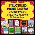 Structured Work System Elementary Starter Bundle