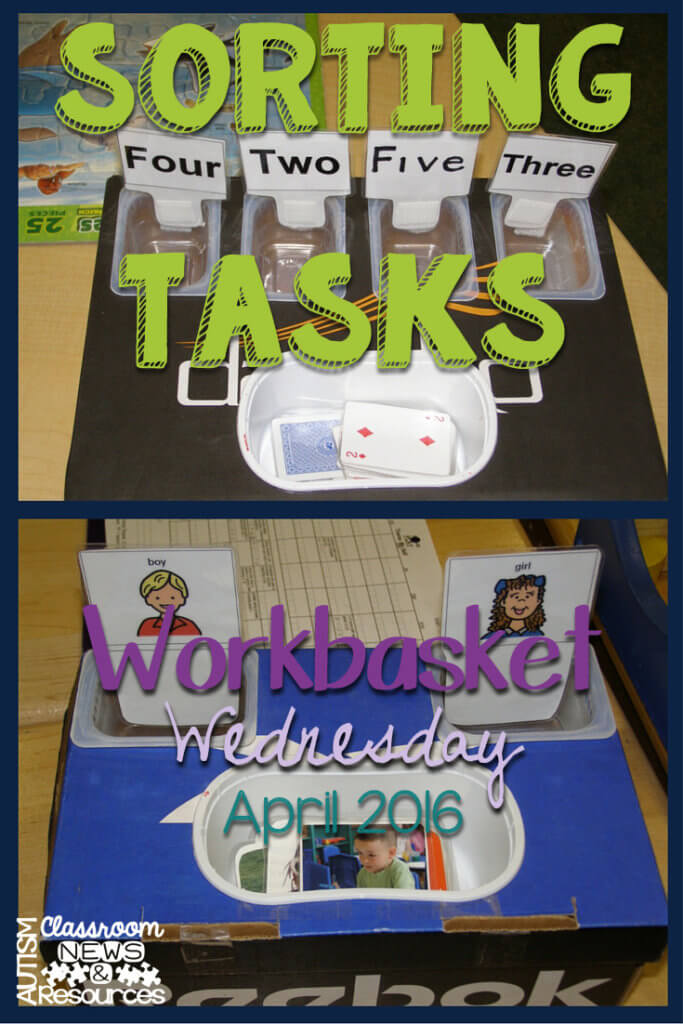 Workbasket Wednesday April 2016
