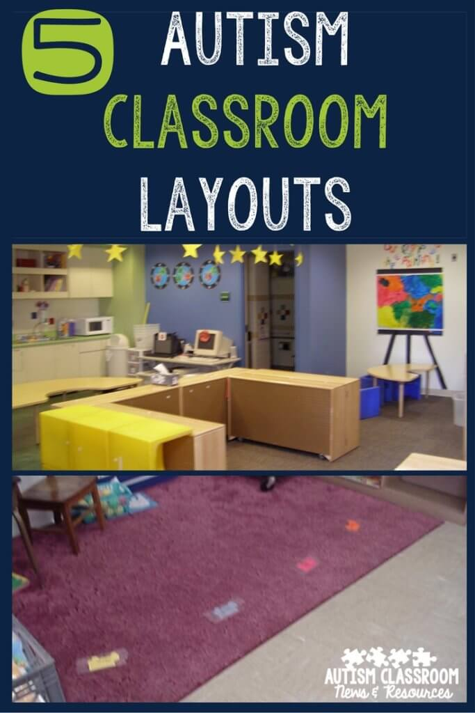 5 Autism Classroom Layouts Tips To Create Your Own Autism Classroom Resources