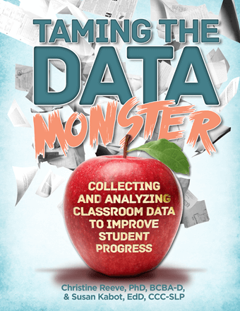 Data feels like a monster in the classroom that has to be tamed. This book is designed for special education teachers to tame the monster and take and use their data to help their students.
