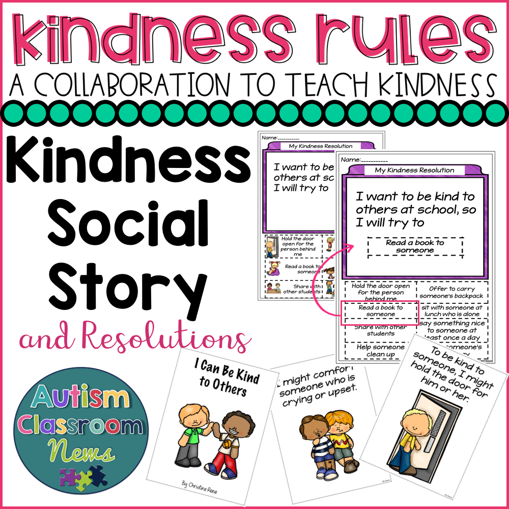 We all want our students to learn to be kind and understand kindness. But how do you teach something so abstract to students with concrete language skills? Here are 9 free activities that can help you teach kindness in the classroom or at home.