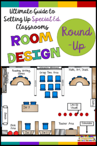 Ultimate Guide to Setting Up Special Ed classrooms: Room Design Roundup