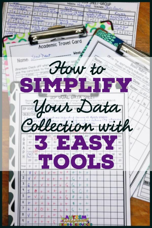 collection of different data sheets on clipboards. [how to simplify your data collection with 3 easy tools]