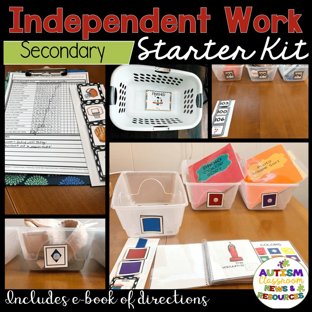 Secondary independent work starter kit