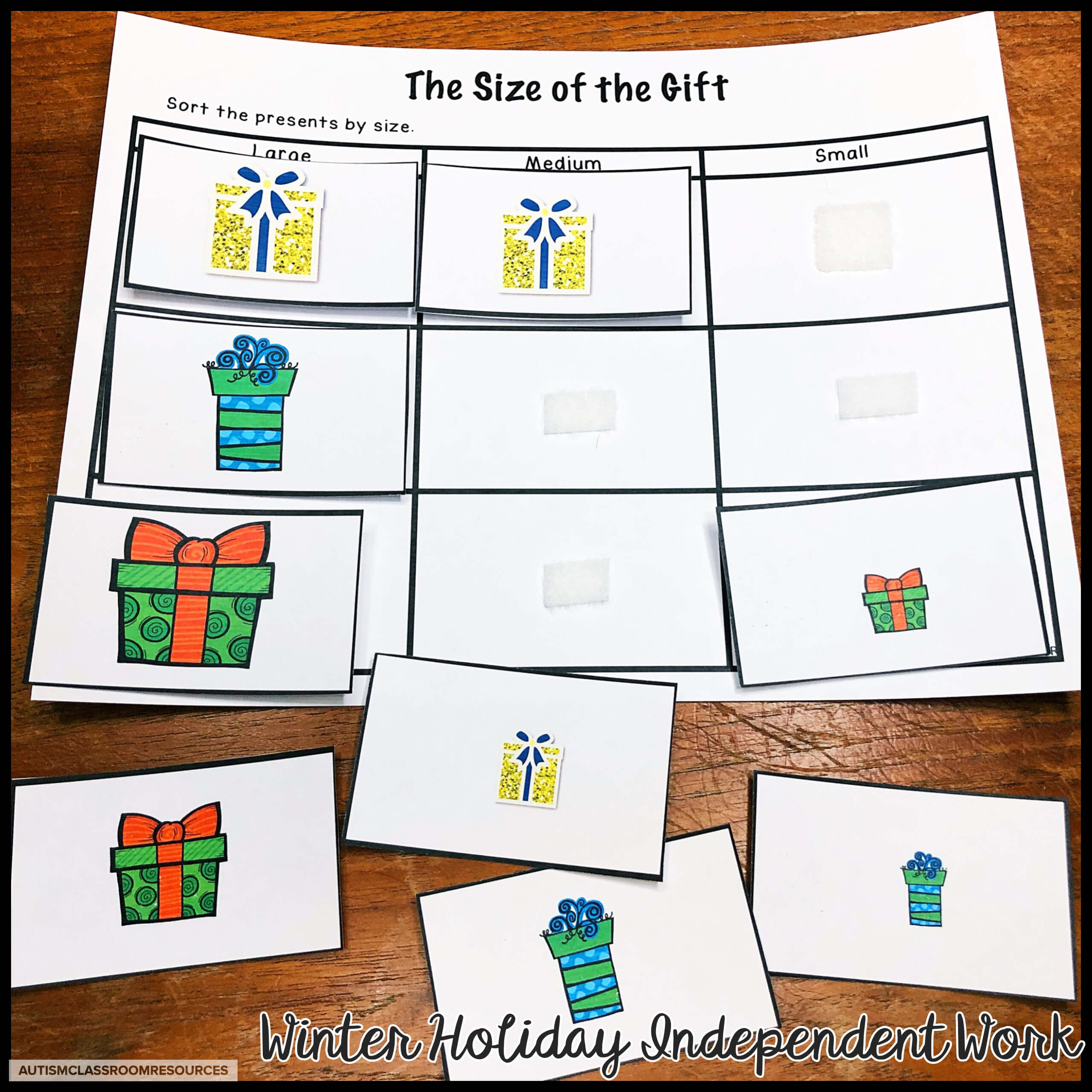 Everything is better with the holidays...even sorting activities. Find out more about these in this post.