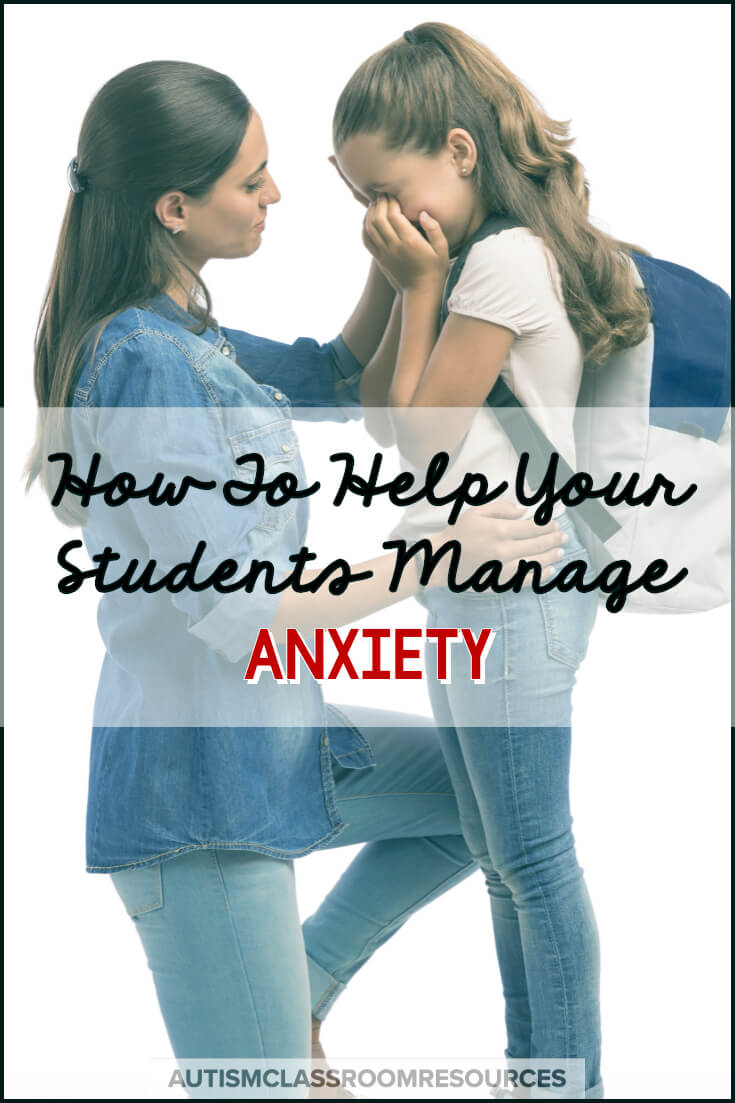 Coping with stress and anxiety is a huge life skill for all students; some individuals just need more help with it than others. I've got 7 strategies and accessible tools to help you teach your students how to reduce their anxiety and be more successful in school. #pbis #anxiety