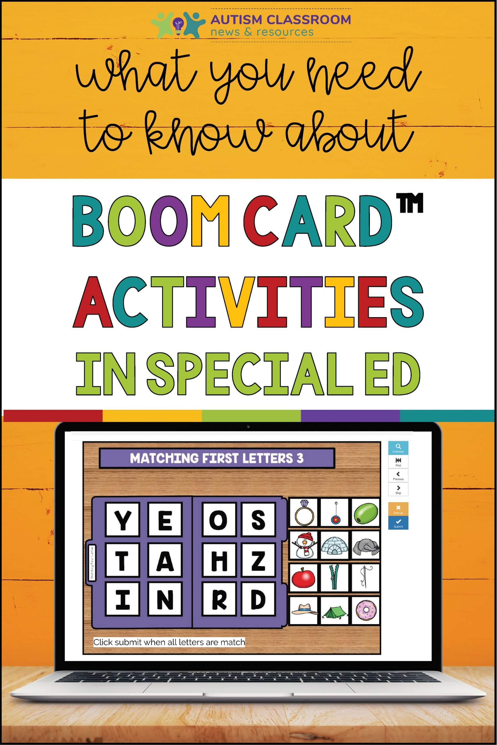 What you need to know about Boom Cards Activities in Special Education