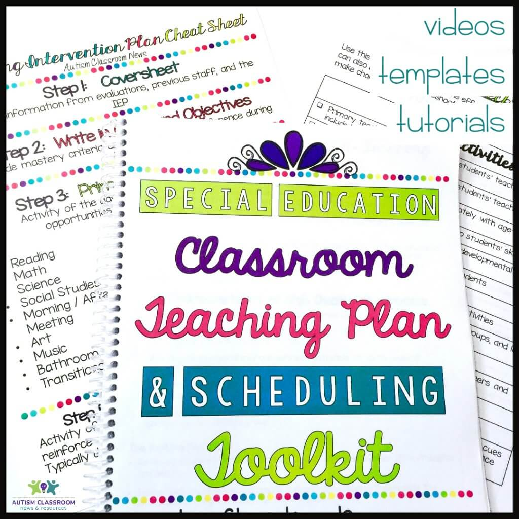Classroom Teaching Plan and Scheduling Toolkit
