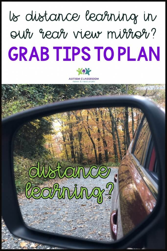 Is distance learning in our rear view mirror? Grab Tips to Plan