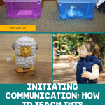 Initiating Communication: How to Teaching This Critical Skill