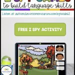 5 Ways to Use I Spy Games to Build Vocabulary. Listen at autismclassroomresources.com/episode62 Free I Spy Download. Great for distance learning and classroom.