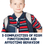 3 Complexities of High Functioning ASD Affecting Behavior. Listen at autismclassroomresources.com/episode65 #acrpodcast