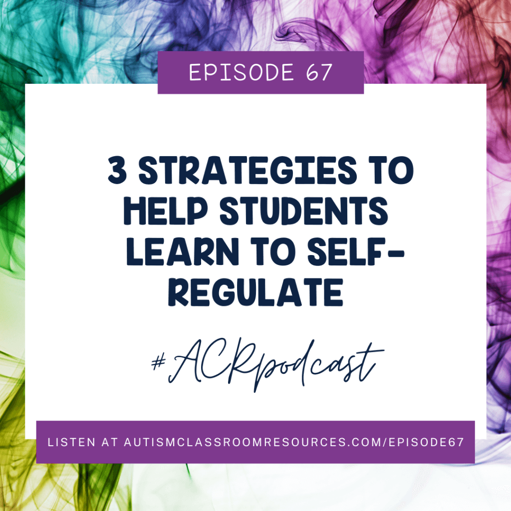 3 strategies to help students learn to self-regulate