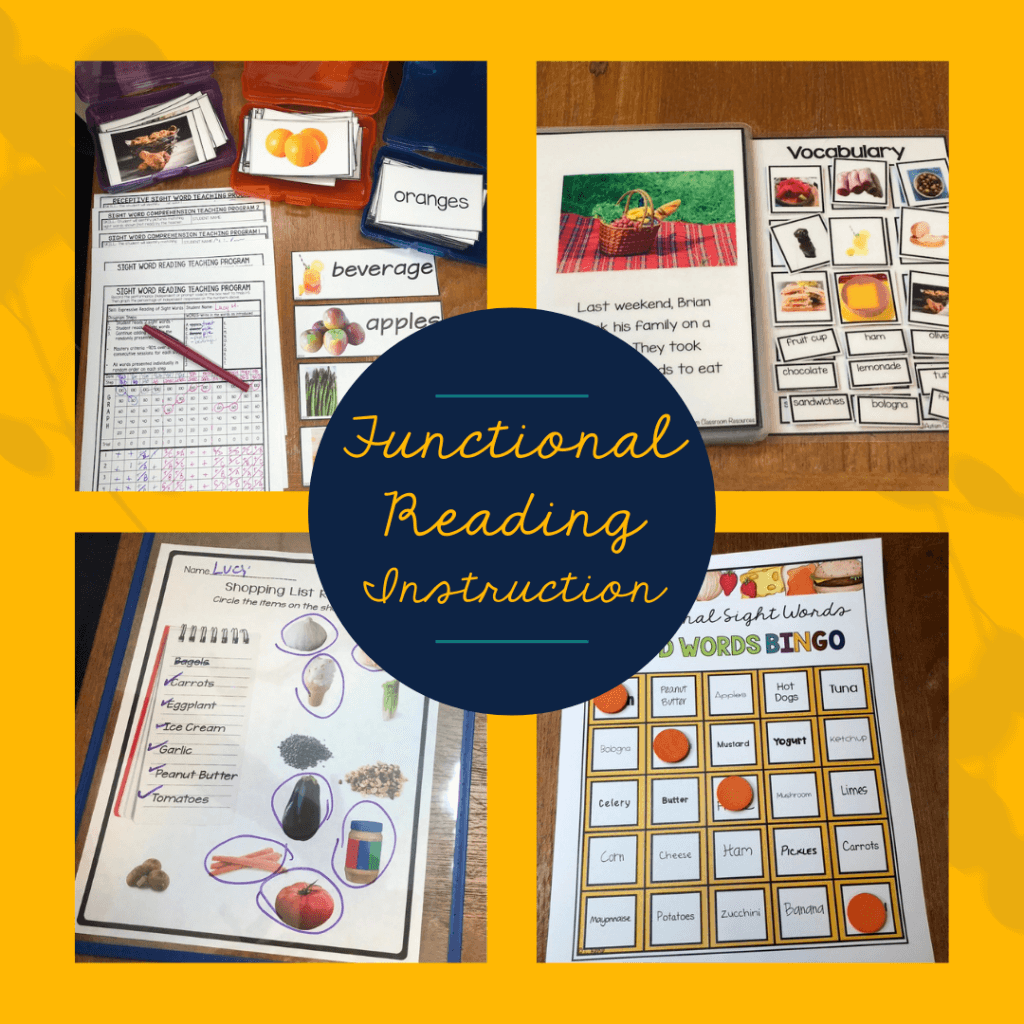 Functional Reading Instruction