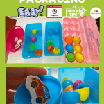 Beginning Packaging: independent Work Inspiration: Easy, Video Tutorial Autism Classroom Resources