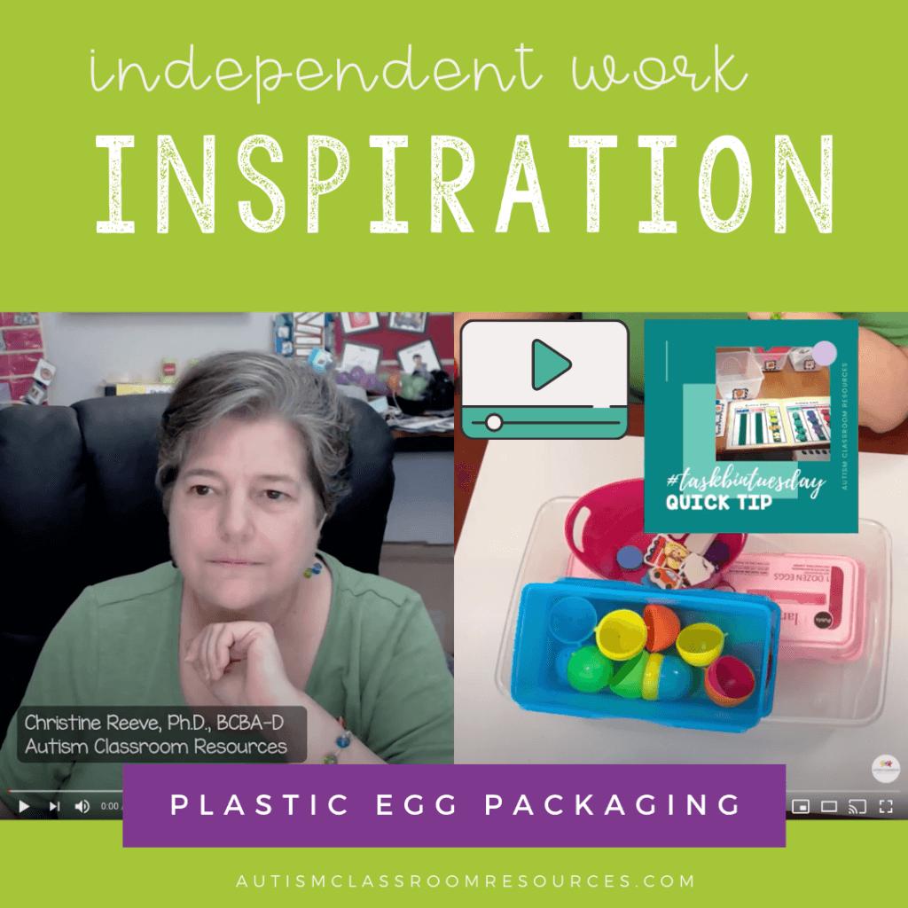 Beginning Packaging: independent Work Inspiration