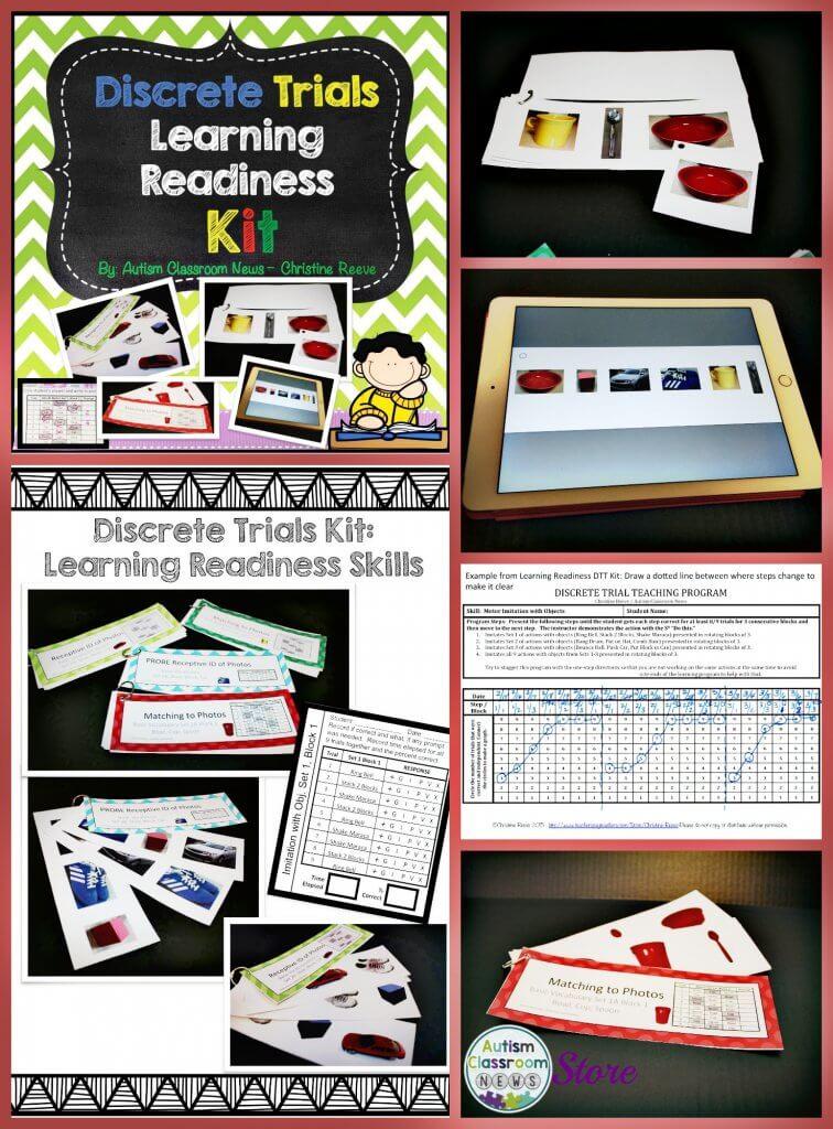 Learning Readiness DTT Kit