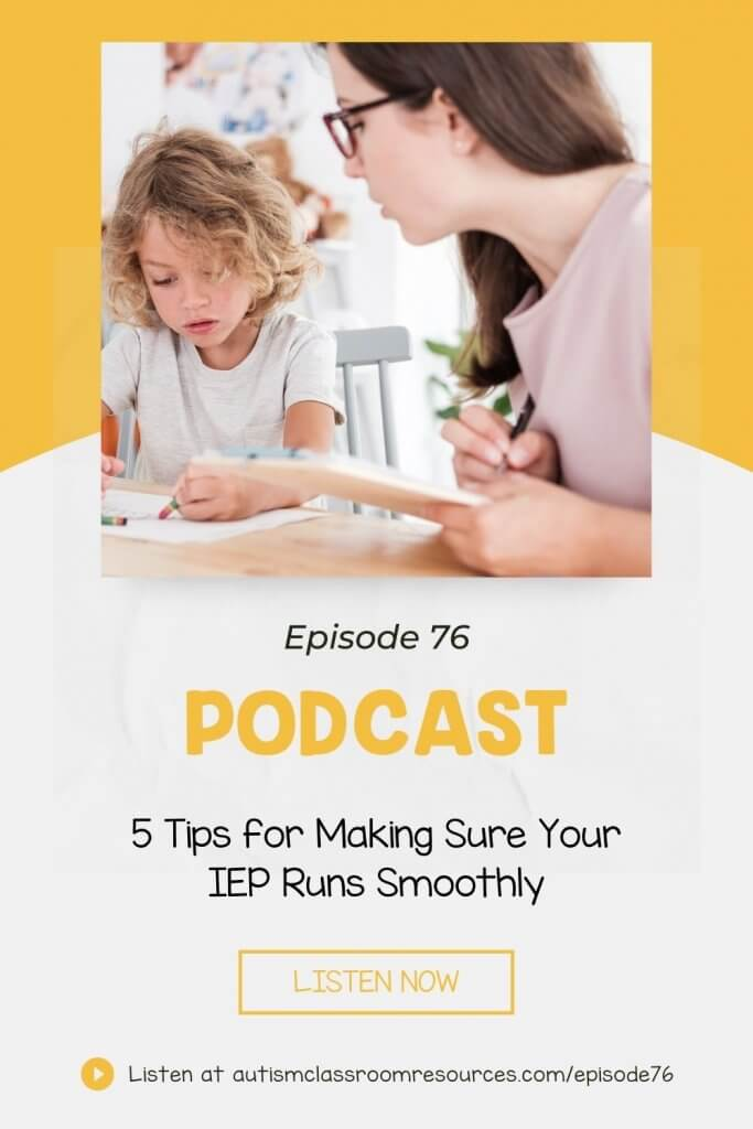 5 Tips for Making Sure Your IEP Runs Smoothly