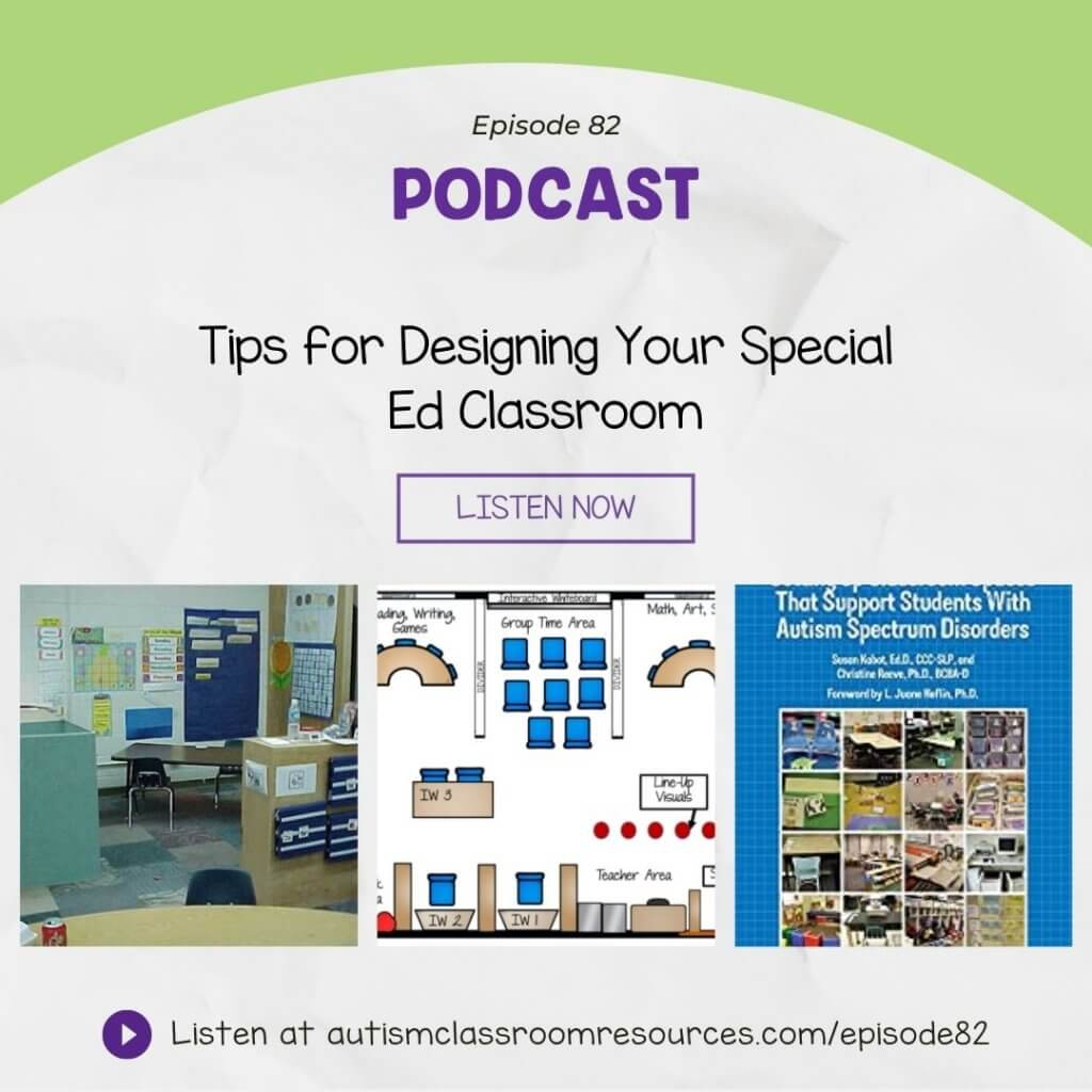 Tips for Designing Your Special Ed Classroom