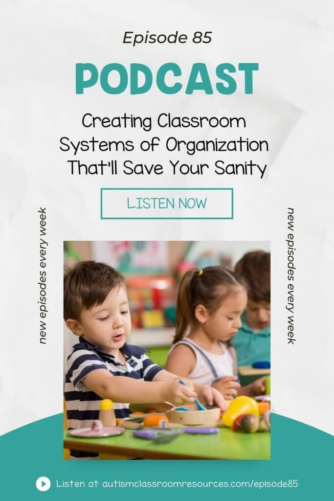 Creating Classroom Systems of Organization That'll Save Your Sanity