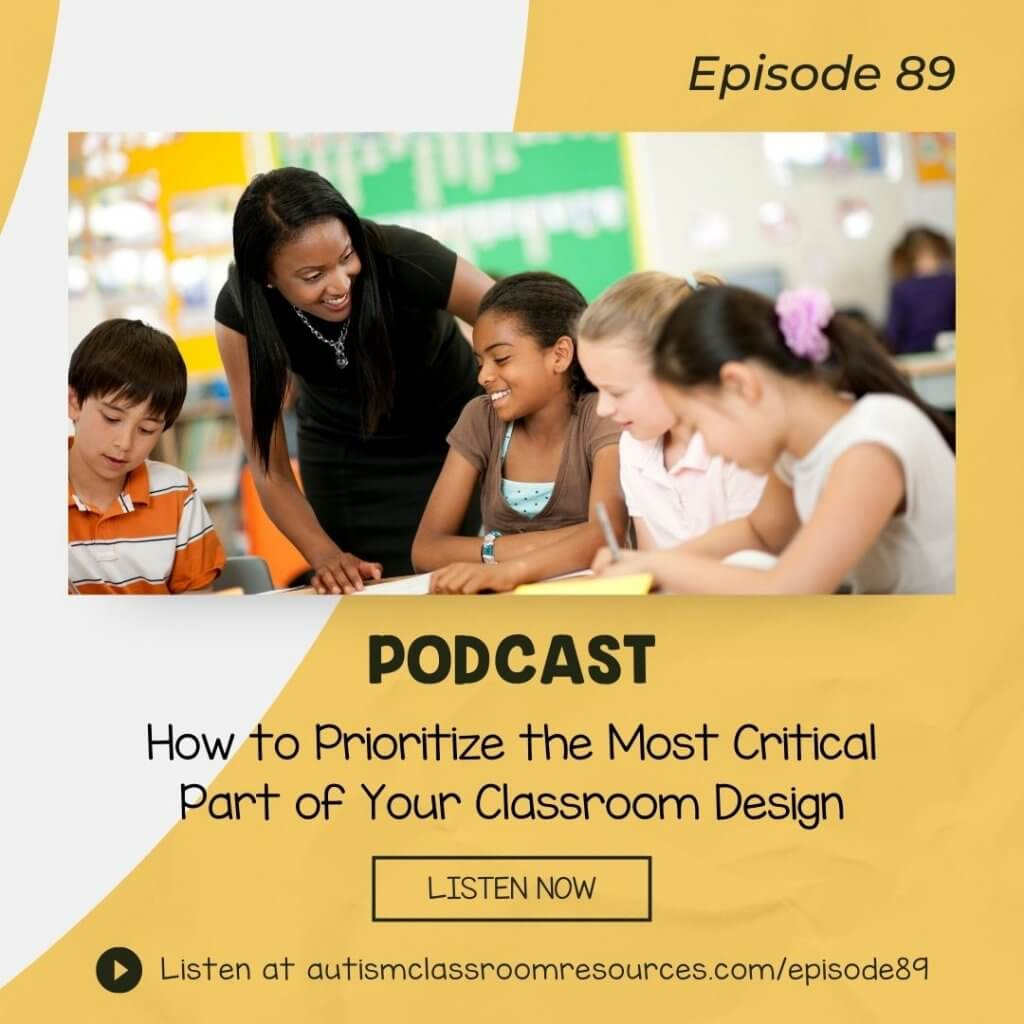 How to Prioritize the Most Critical Part of Your Classroom Design