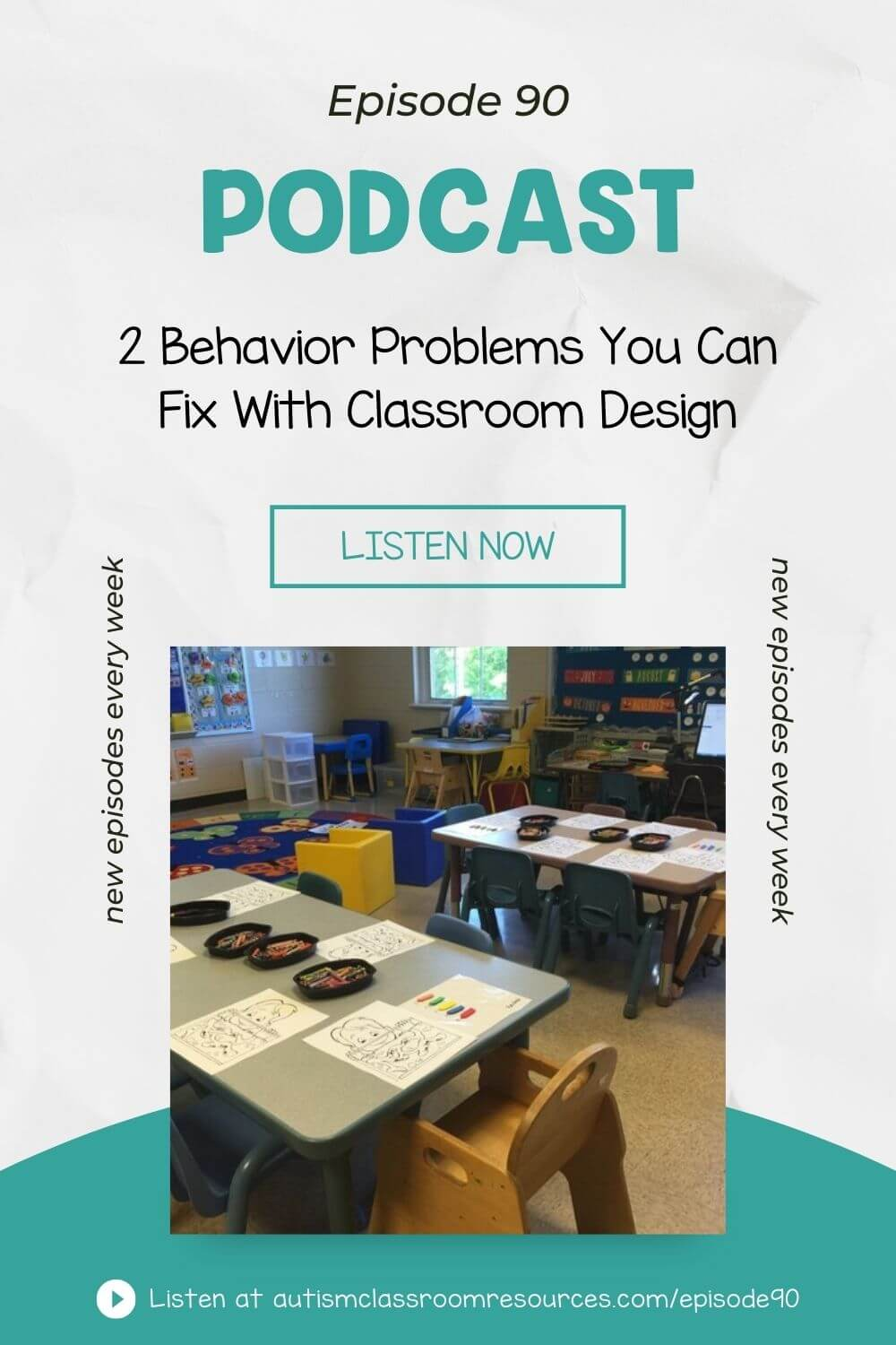 2 Behavior Problems You Can Fix With Classroom Design=