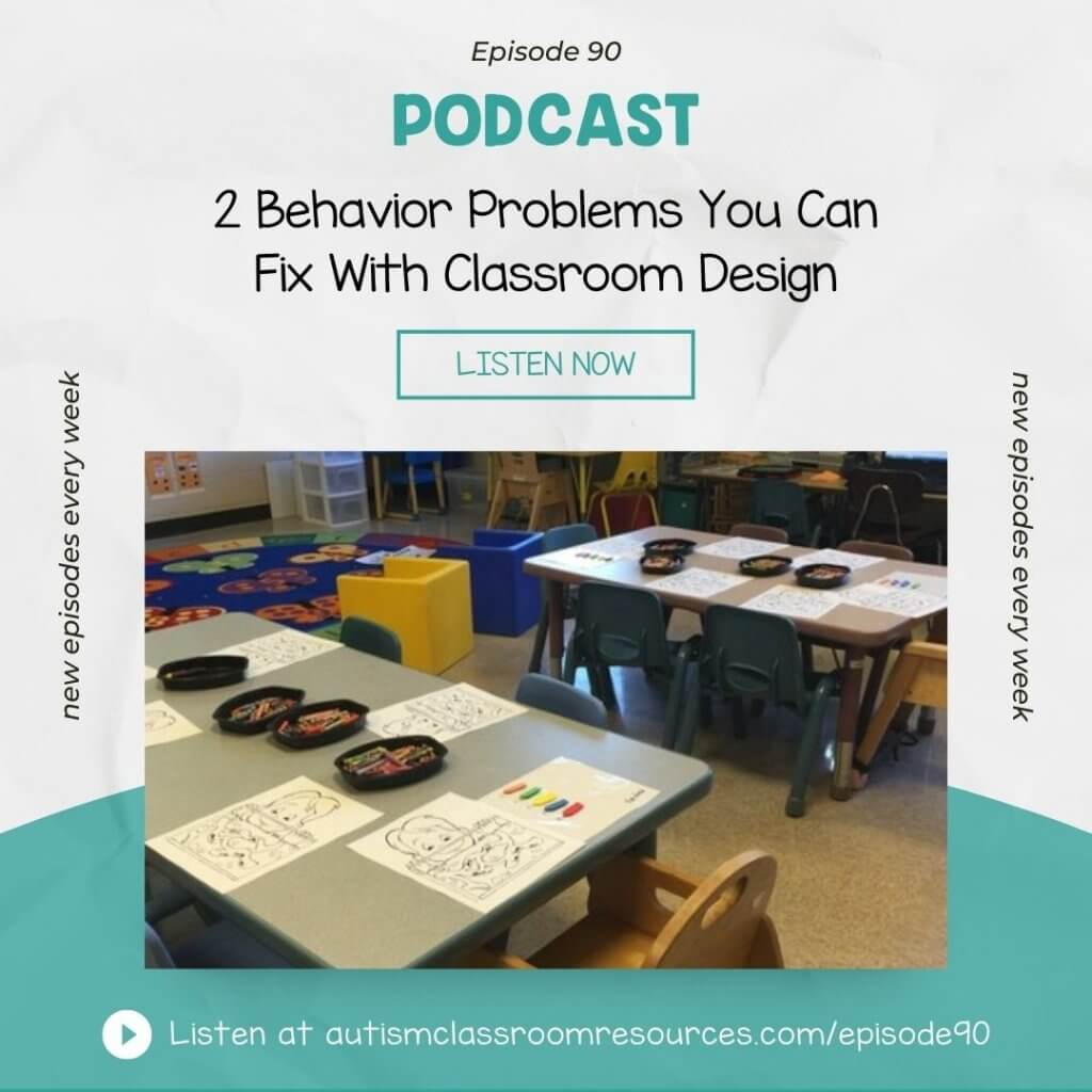 2 Behavior Problems You Can Fix With Classroom Design