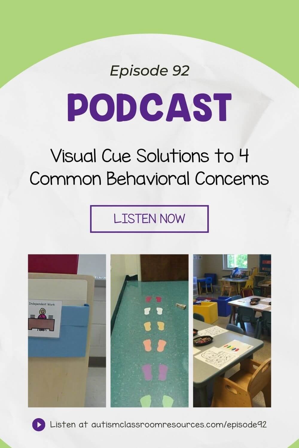 Visual Cue Solutions to 4 Common Behavioral Concerns=