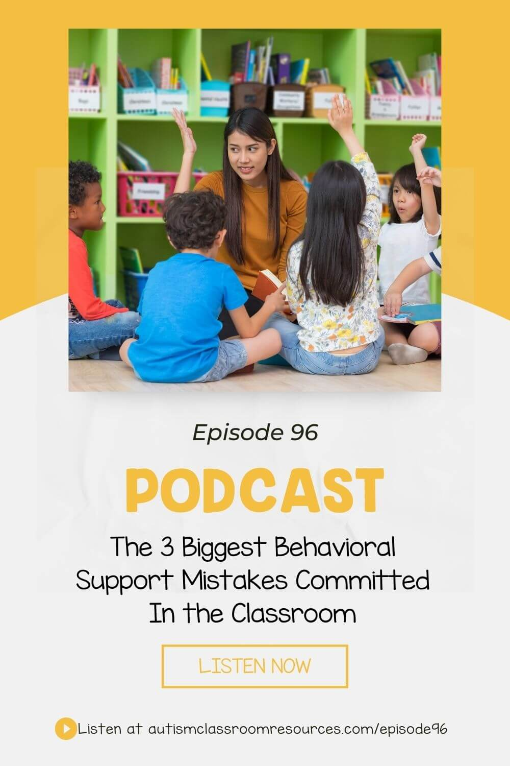 The 3 Biggest Behavioral Support Mistakes Committed In the Classroom=