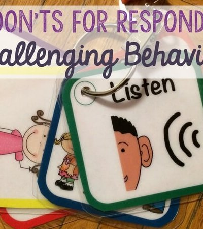Knowing how to respond to students' challenging behavior is one of the most difficult questions teachers have. Here are 5 DOs and DON'Ts to help teachers stop behavior or at least keep it from getting worse.