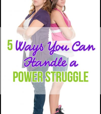 The old adage says you can't win a power struggle. Well, really you can, but the question is whether it's worth it. This special education blogger shares 5 ways she's learned to avoid or handle a power struggle with students to avoid making the problem worse.