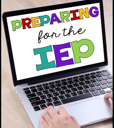 IEPs are a fact of life in special education so I've rounded up some tips to help.
